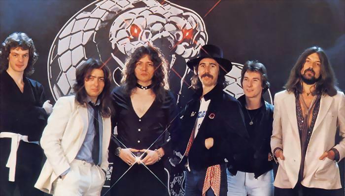 78- Neil Murray, Bernie Marsden, David Coverdale, Micky Moody, David Dowle, Jon Lord..
