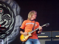 Live In Holland, June 9th 2006