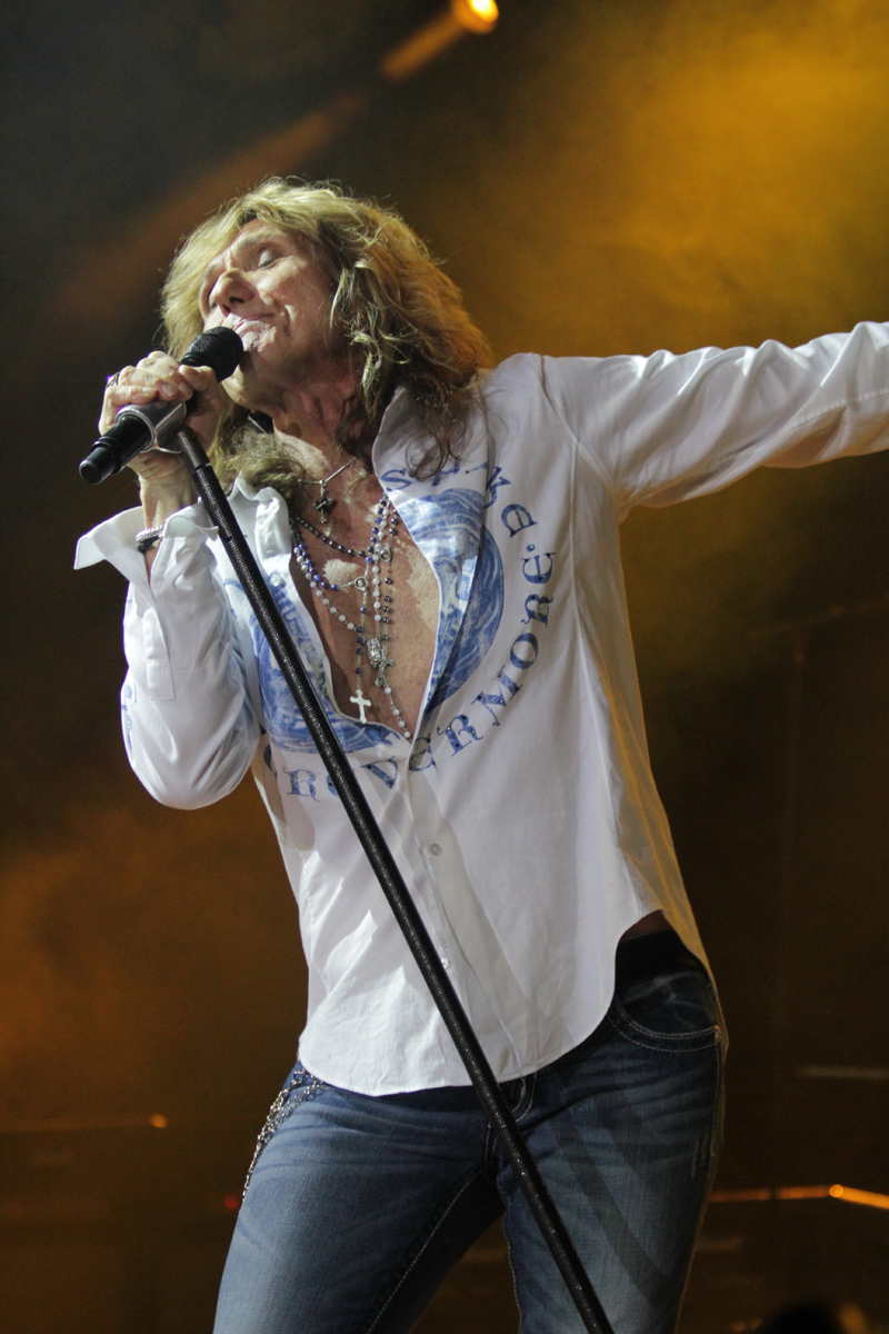 Whitesnake в Днепропетровске