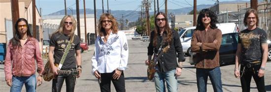 Новые фото Whitesnake