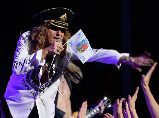 Концерт Whitesnake